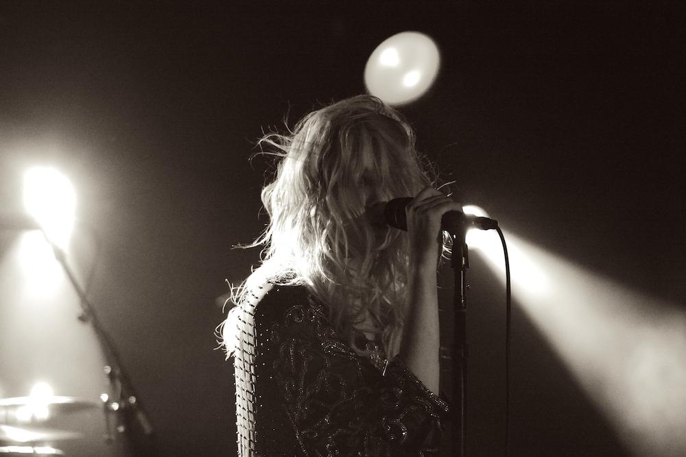 Taylor Momsen und ihre Band waren erstmals in Zürich.
