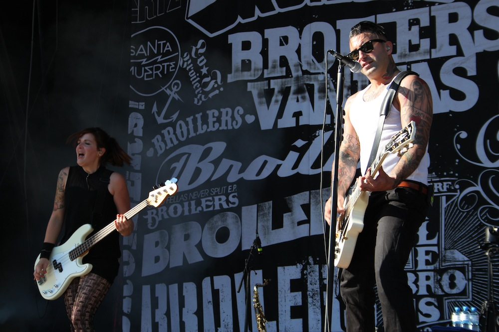Broilers @Rock am See 2013