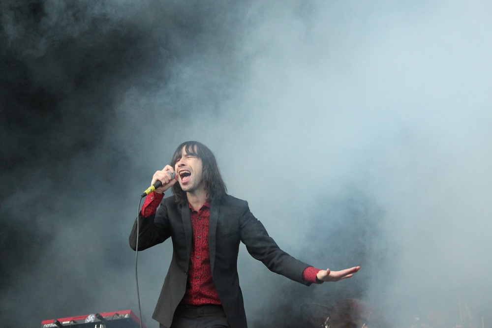 Primal Scream @Rock am See 2013