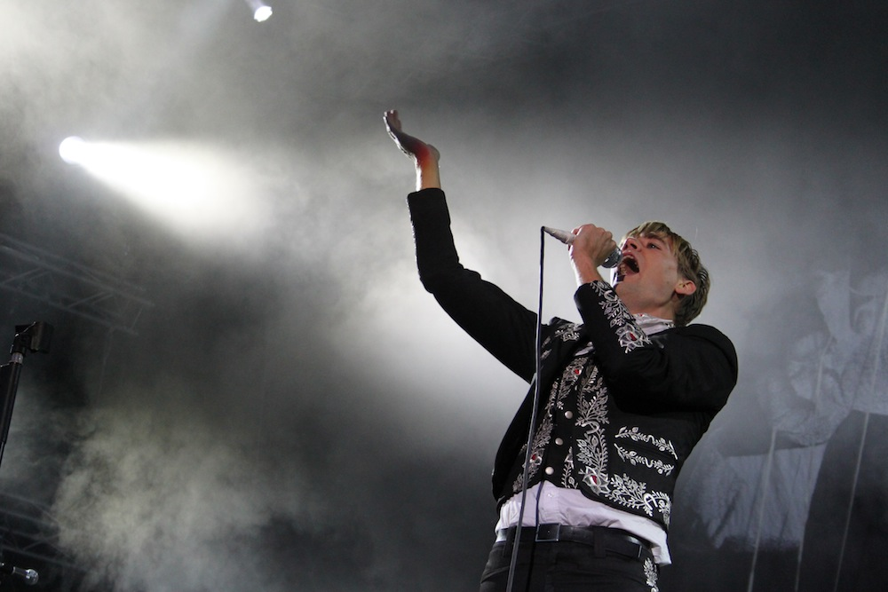 The Hives @Rock am See 2013
