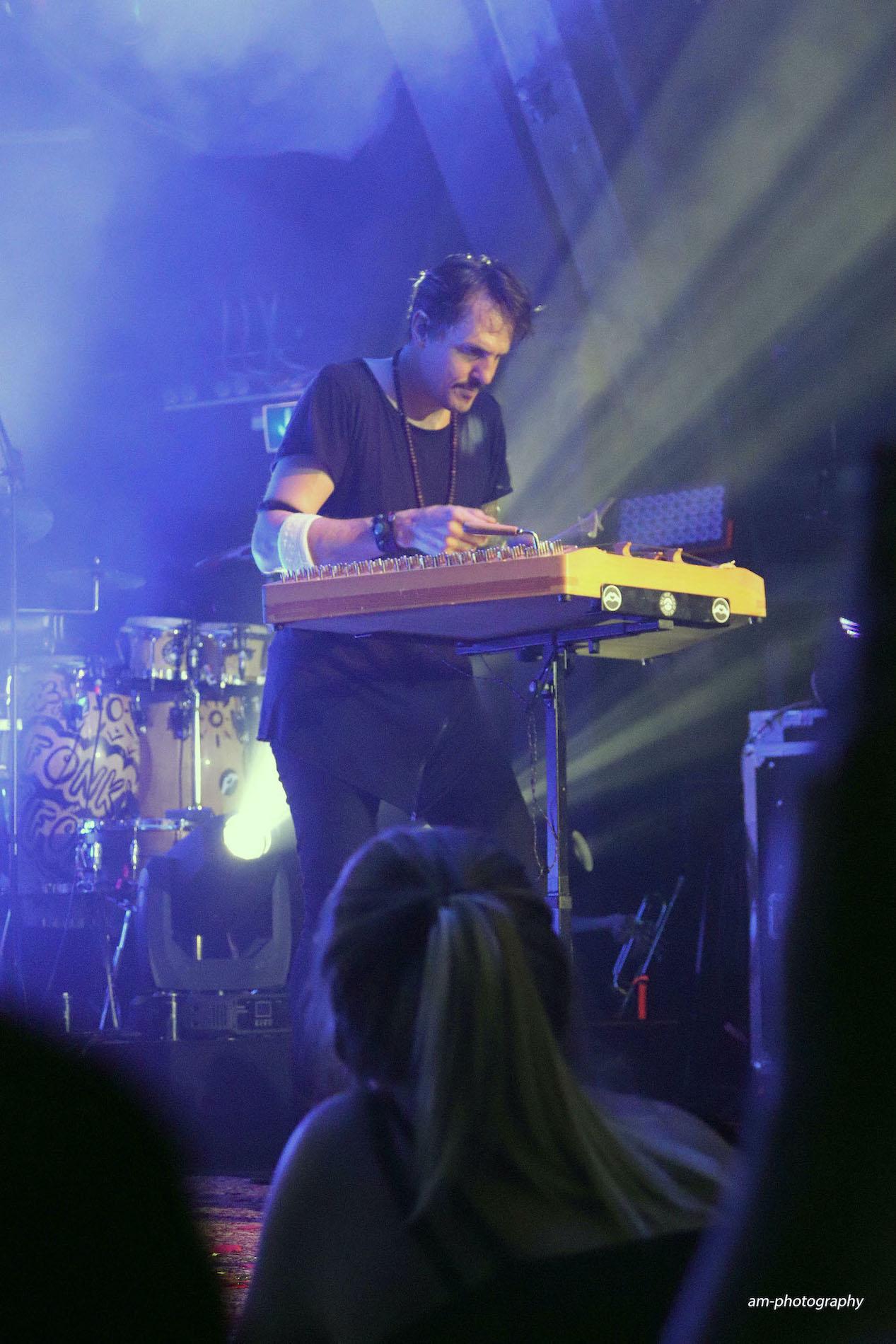 Das Keyboard für Teppiche und Soundelemente.