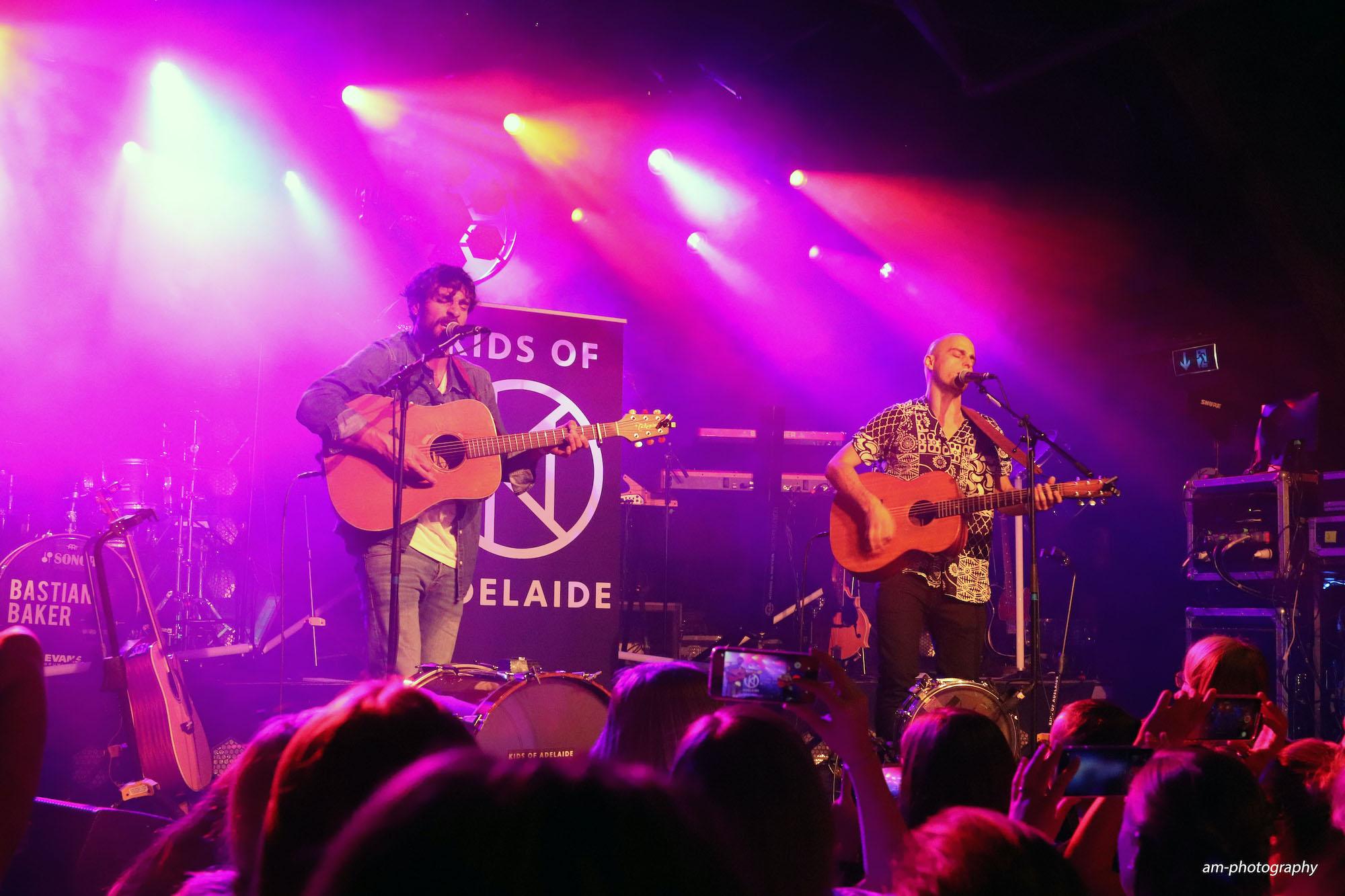 Support waren Kids of Adelaide