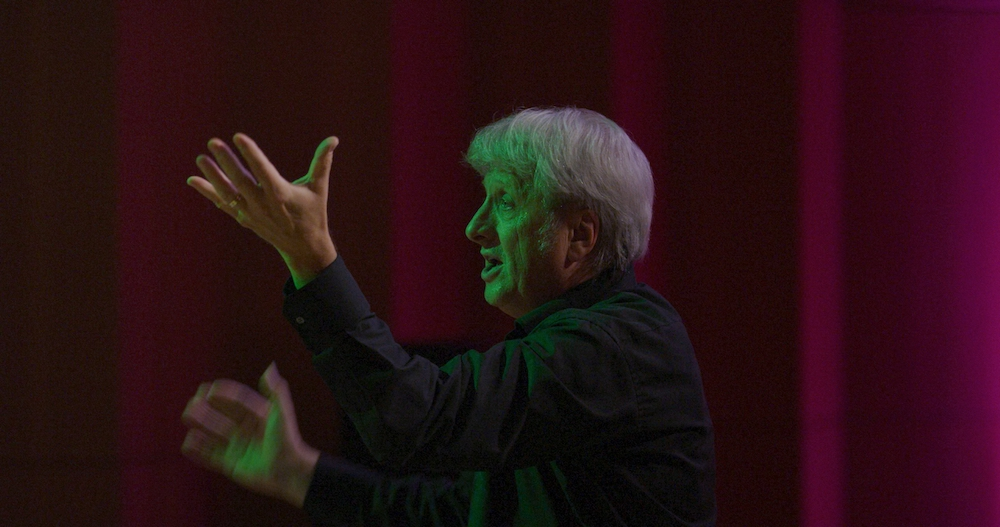 Bernhard Dittmann, Dirigent des Cantabile Chor.