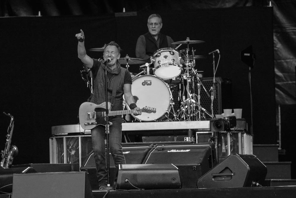 Springsteen und die E-Street-Band haben viel Freude verbreitet.
