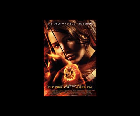 The Hunger Games - Tribute von Panem
