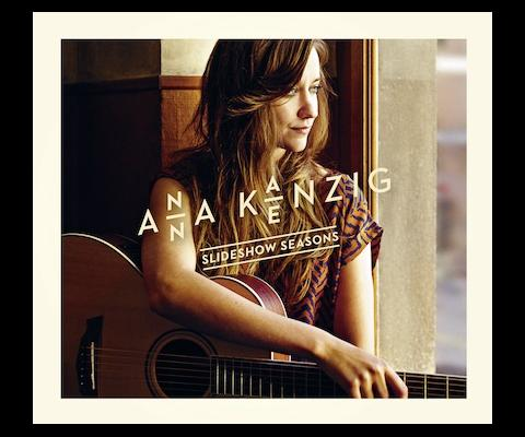 CD-Cover: Anna Kaenzig - Slideshow Seasons