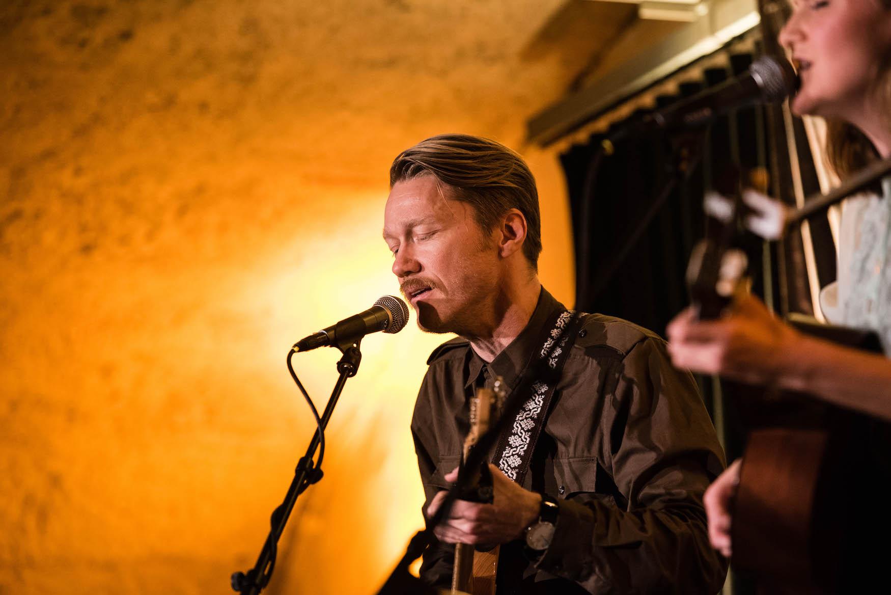 Melodischer Bluegrass aus Norwegen