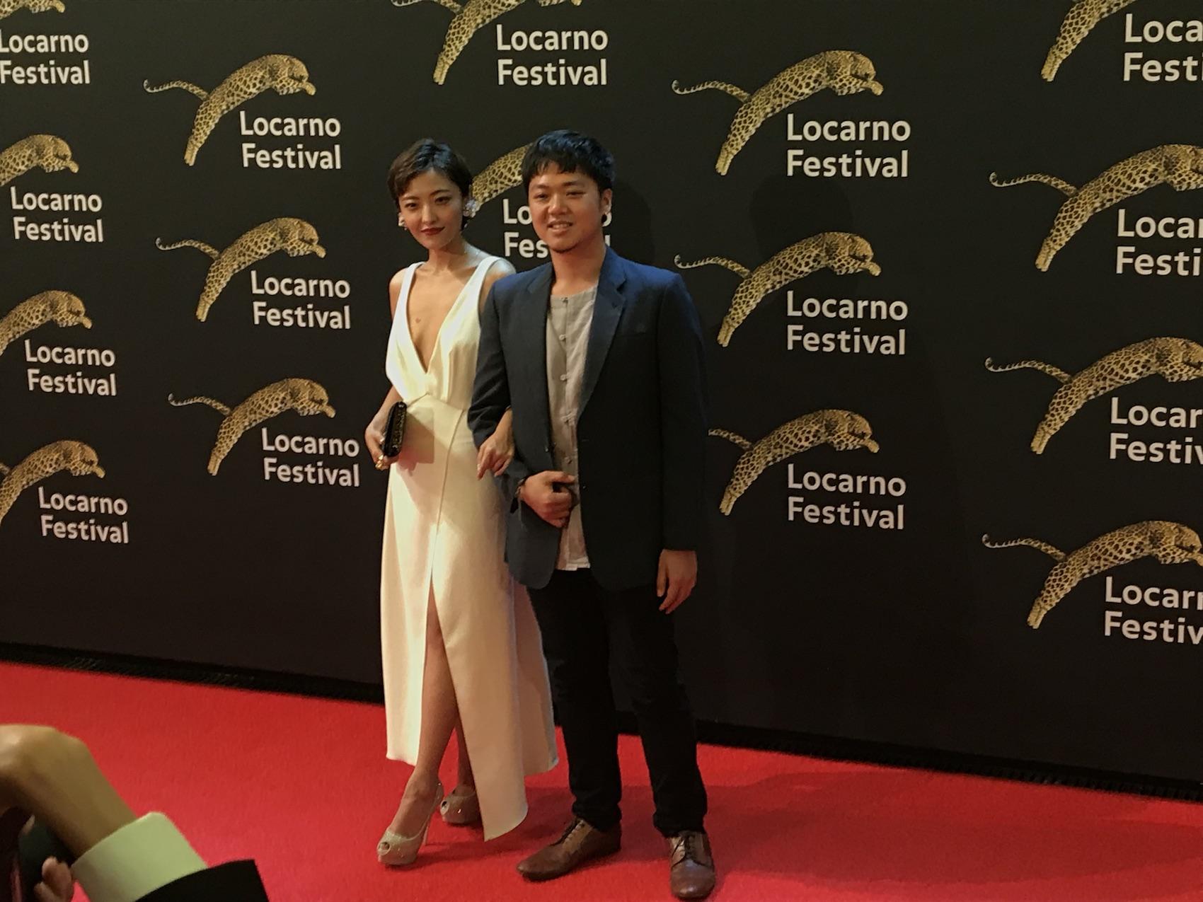 Luna Kwok und Siew Hua Yeo, Hauptdarstellerin und Regisseur des Siegerfilms «A Land Imagined».