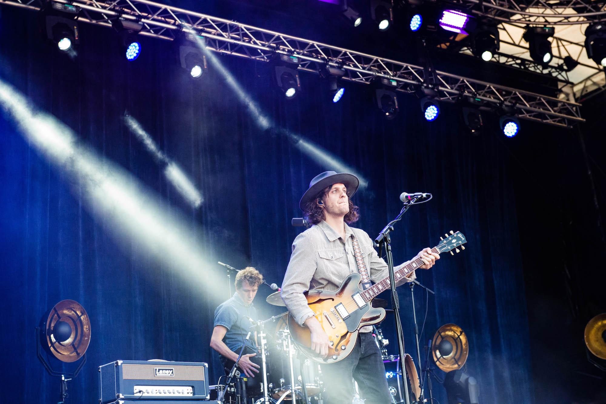 Die Band von James Morrison
