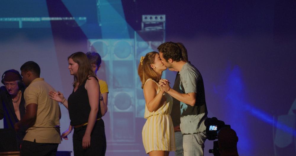 Der giftige Kuss von Romeo und Julia.