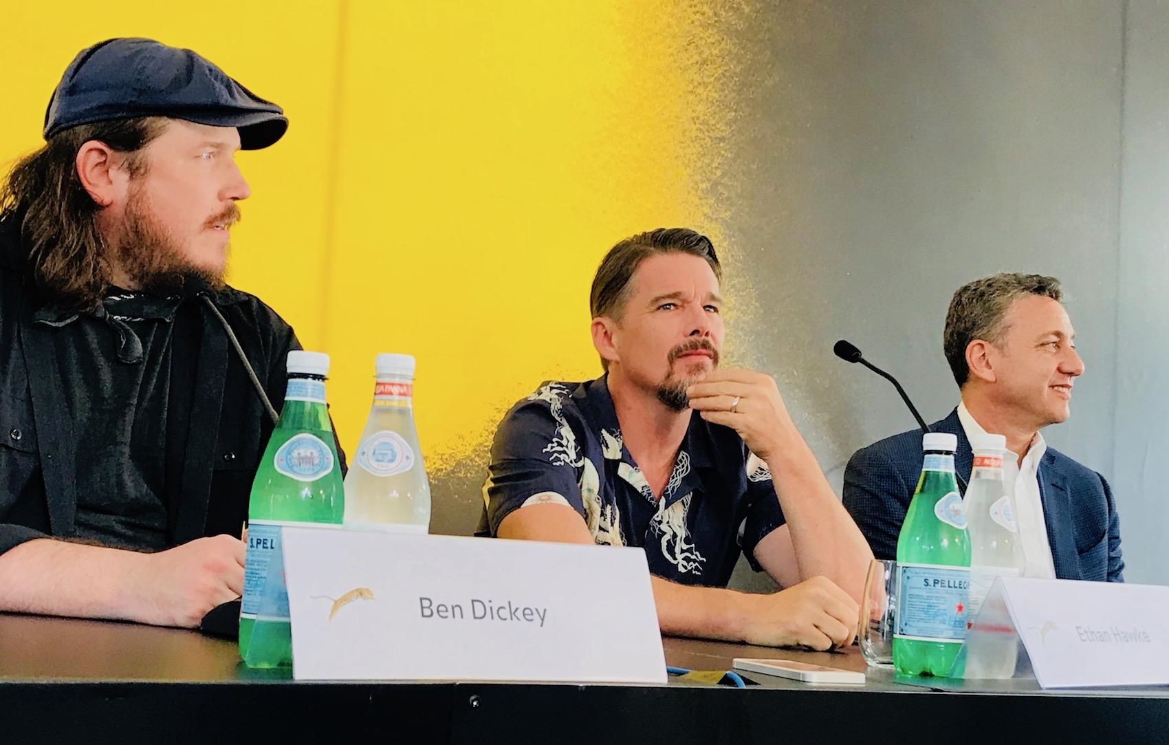 Pressekonferenz zum Film «Blaze».