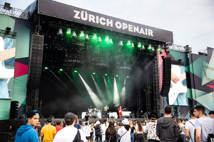 Die Main Stage