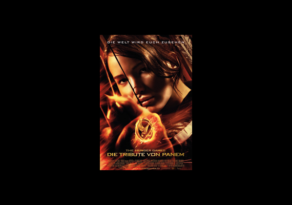 The Hunger Games - Tribute von Panem