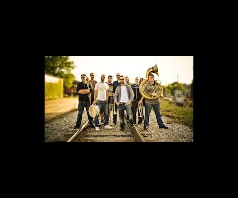 Youngblood Brass Band Tour